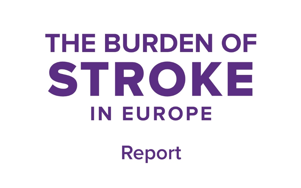Presentation of the report on the burden of stroke to the EU Parliament